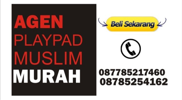 playpad anak muslim